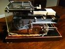 回転歯車部構造説明用のモデル