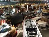 大宮の鉄道博物館